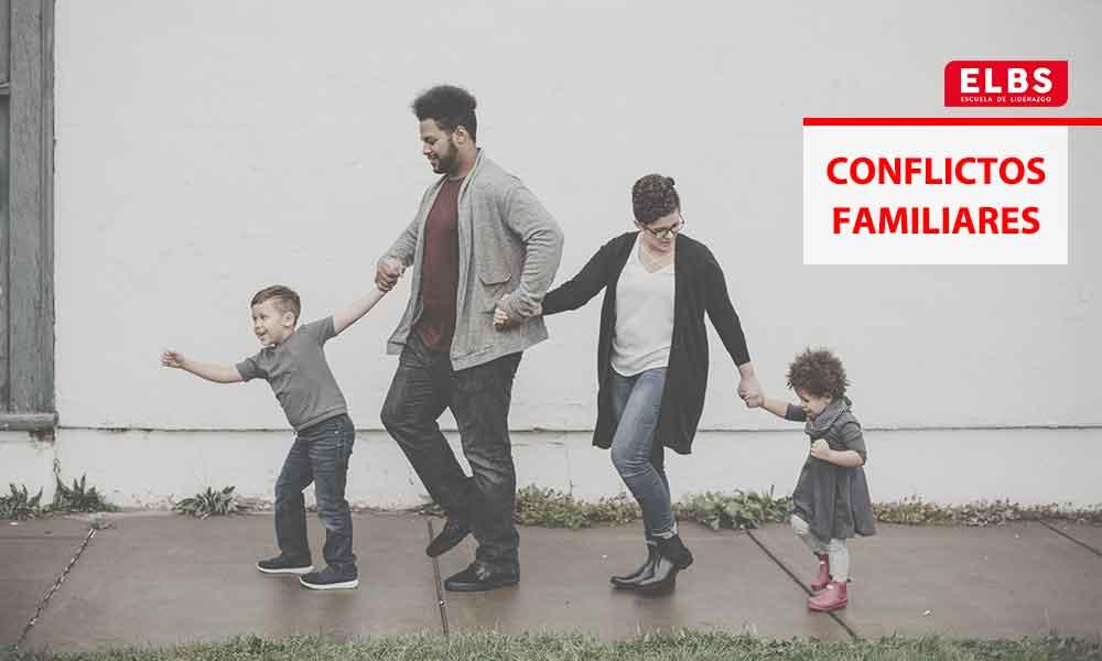Conflictos familiares: cómo abordarlos y solucionarlos