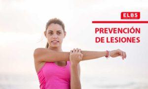 Cómo se aplica la prevención de lesiones