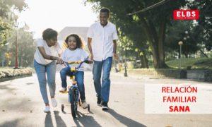 cómo conseguir una relación familiar sana