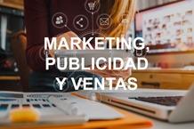 Estudiar Marketing, Publicidad y Ventas