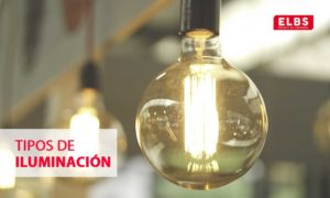Cuántos tipos de iluminación existen?